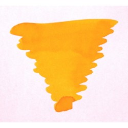 DIAMINE 80ml Sunshine Yellow Fountain Pen Ink