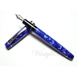 Pilot Custom Legance 14K gold Nib Fountain Pen Blue