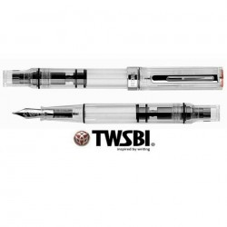 TWSBI ECO CLEAR Fountain Pen