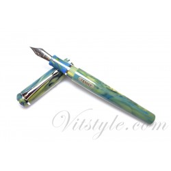 Tenny lmpressionism Fountain Pen (Sea Green)