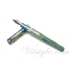 Tenny lmpressionism Fountain Pen (Sea Green)