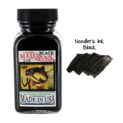Noodler's Ink 3oz Glass Bottle Black (Bulletproof)