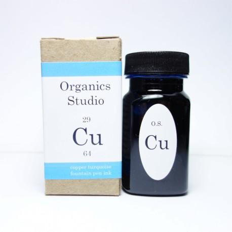 Organics Studio Copper Turquoise Fountain Pen Ink