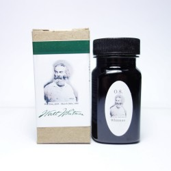 Organics Studio Walt Whitman Dark Green Fountain Pen Ink