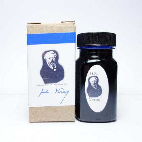 Organics Studio Jules Verne Nautilus Blue Fountain Pen Ink