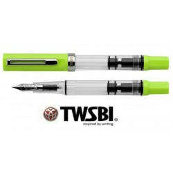 TWSBI ECO LIME GREEN Fountain Pen