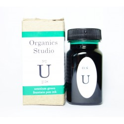 Organics Studio Uranium Green Fountain Pen Ink
