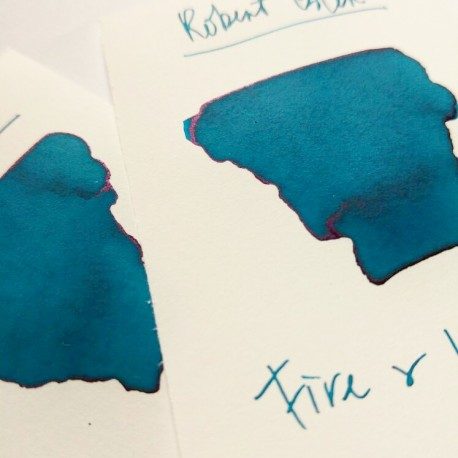 Robert Oster FIRE & ICE fountain pen ink 50ml
