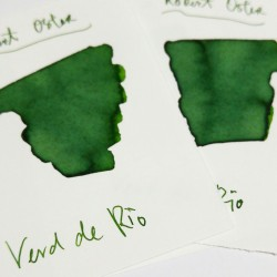 Robert Oster VERDE DE RIO fountain pen ink 50ml