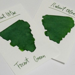 Robert Oster FOREST GREEN fountain pen ink 50ml