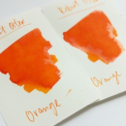 Robert Oster ORANGE fountain pen ink 50ml
