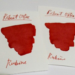 Robert Oster RUBINE fountain pen ink 50ml