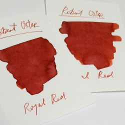 Robert Oster ROYAL RED fountain pen ink 50ml