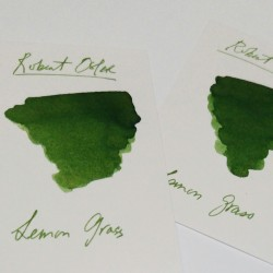 Robert Oster LEMON GRASS fountain pen ink 50ml