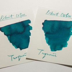 Robert Oster TURQUOISE fountain pen ink 50ml