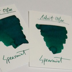 Robert Oster SPEARMINT fountain pen ink 50ml