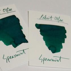 Robert Oster SPEARMINT fountain pen ink 50ml