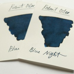 Robert Oster BLUE NIGHT fountain pen ink 50ml