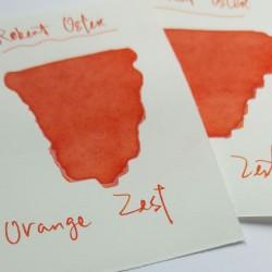 Robert Oster ORANGE ZEST fountain pen ink 50ml