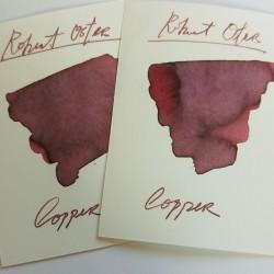 Robert Oster COPPER fountain pen ink 50ml