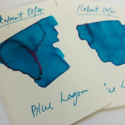 Robert Oster BLUE LAGOON fountain pen ink 50ml