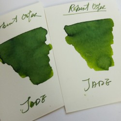 Robert Oster JADE fountain pen ink 50ml