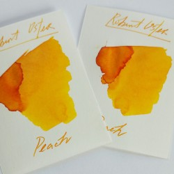 Robert Oster PEACH fountain pen ink 50ml