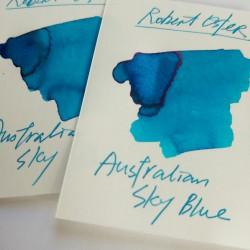 Robert Oster AUSTRALIAN SKY BLUE fountain pen ink 50ml