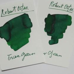 Robert Oster EVER GREEN fountain pen ink 50ml