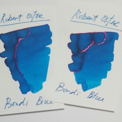 Robert Oster BONDI BLUE fountain pen ink 50ml