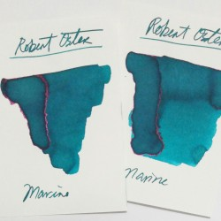 Robert Oster MARINE fountain pen ink 50ml