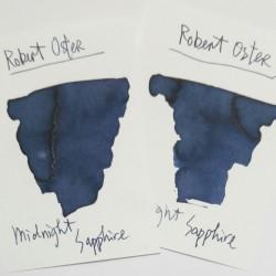 Robert Oster MIDNIGHT SAPPHIRE fountain pen ink 50ml