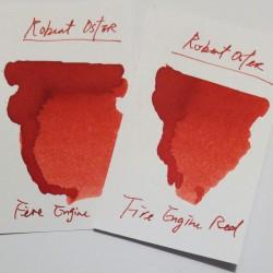 Robert Oster FIRE ENGINE RED fountain pen ink 50ml