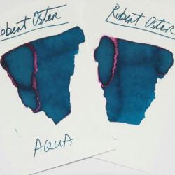 Robert Oster AQUA fountain pen ink 50ml