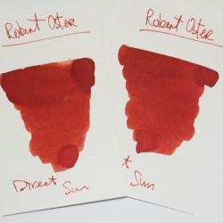 Robert Oster DIRECT SUN fountain pen ink 50ml