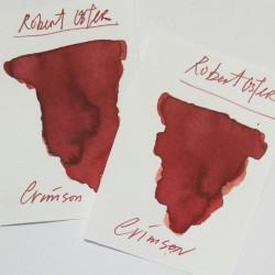 Robert Oster CRIMSON fountain pen ink 50ml
