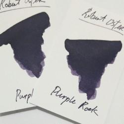 Robert Oster PURPLE ROCK fountain pen ink 50ml