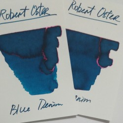 Robert Oster BLUE DENIM fountain pen ink 50ml