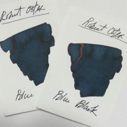 Robert Oster BLUE BLACK fountain pen ink 50mln ink 50ml