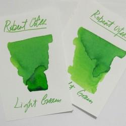 Robert Oster LIGHT GREEN fountain pen ink 50ml