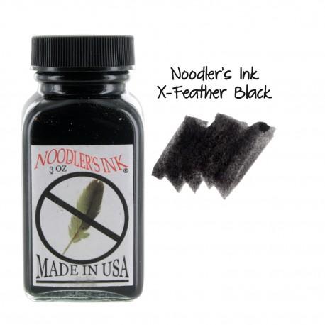 Noodler's Ink 3oz Glass Bottle X-Feather