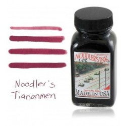 Noodler's Ink 3oz Glass Bottle Tiananmen
