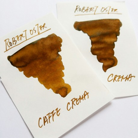 Robert Oster CAFFE CREMA fountain pen ink 50ml