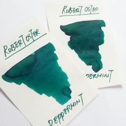 Robert Oster PEPPERMINT fountain pen ink 50ml