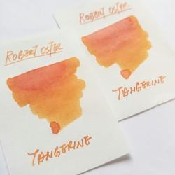 Robert Oster TANGERINE fountain pen ink 50ml