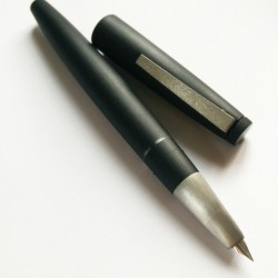 Lamy 2000 Makrolon (black fiberglass) Fountain Pen
