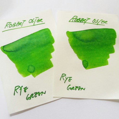 Robert Oster RYDE GREEN fountain pen ink 50ml