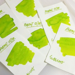 Robert Oster SUBLIME fountain pen ink 50ml