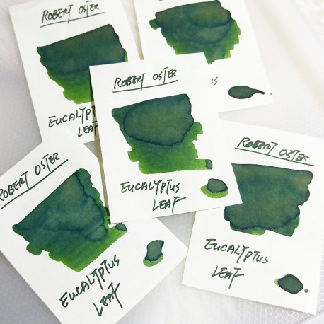 Robert Oster EUCALYPTUS LEAF fountain pen ink 50ml