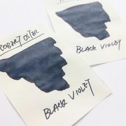 Robert Oster BLACK VIOLET fountain pen ink 50ml